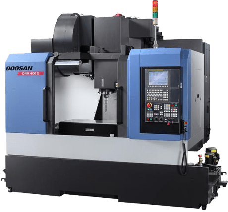Doosan Precision Engineering - Multi Axis CNC Turning and